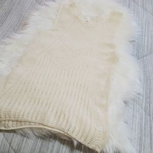 Leith crochet tank from Nordstrom